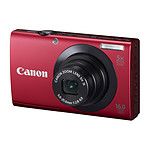 Canon Powershot A3400 IS Rouge