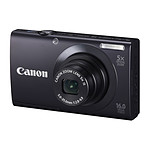 Canon Powershot A3400 IS Noir