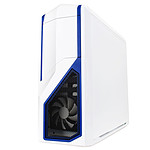 NZXT Phantom 410 Special Edition (blanc/bleu) - Edition USB 3.0