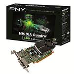 PNY Quadro VCQ400 512MB