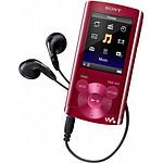 Sony NWZ-E364 Rouge