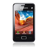 Samsung Star 3 GT-S5220 Noir