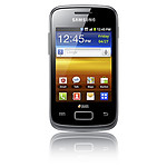 Samsung Galaxy Y Duos GT-S6102 Noir
