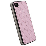 Krusell Avenyn Mobile Undercover Rose pour iPhone 4/4S