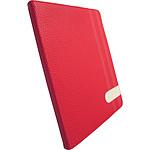 Krusell Gaia pour iPad 2 et Nouvel iPad Rouge