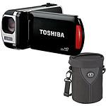 Toshiba Camileo SX500 + Etui Tamrac Aero 92 + Carte SD 8Go