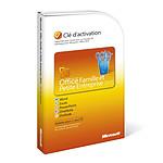 Microsoft Office Famille et Petite Entreprise 2010 - 1 PC - Carte d'activation