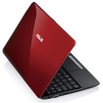 ASUS Eee PC 1015CX-RED009S Rouge