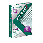 Kaspersky Internet Security 2012 - Licence 3 postes 2 ans