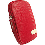 Krusell Gaia Camera Case Rouge
