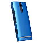 Krusell ColorCover Made For Xperia S Bleu