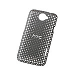 HTC Coque rigide dockable HTC One X HC C704 Grise