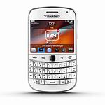 BlackBerry Bold 9900 Azerty Blanc