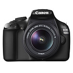 Canon EOS 1100D + Objectif EF-S 18-55 mm f/3,5-5,6 III DC