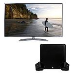 Samsung UE55ES6530 + Soundware XS Digital Cinema