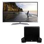 Samsung UE46ES6530 + Soundware XS Digital Cinema