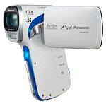 Panasonic HX-WA20 Blanc/bleu