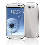 Samsung Galaxy SIII GT-i9300 Marble White 16 Go