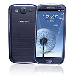 Samsung Galaxy SIII GT-i9300 Pebble Blue 16 Go
