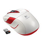 Logitech Wireless Mouse M525 (Pearl White)