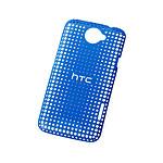 HTC Coque rigide dockable HTC One X HC-C704B Bleue