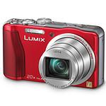 Panasonic Lumix DMC-TZ30 Rouge