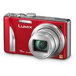 Panasonic Lumix DMC-TZ25 Rouge