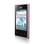 LG Optimus L3 Rose