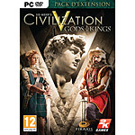 Sid Meier's Civilization V - Gods & Kings (PC)