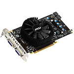 MSI GeForce GTX 560 N560GTX-M2D1GD5 V2 1024 MB