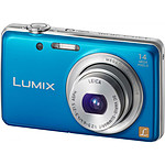 Panasonic Lumix DMC-FS40EF Bleu