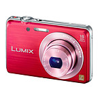 Panasonic Lumix DMC-FS45EF Rouge