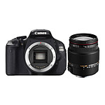 Canon EOS 600D + SIGMA 18-200mm F3.5-6.3 II DC OS HSM