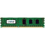 Crucial 16 Go DDR3 1066 MHz CL7 ECC Registered QR X8