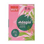 Adagio Ramette de papier 500 feuilles A4 80g coloris Rouge Intense