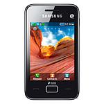 Samsung Star 3 Duos GT-S5222 Noir