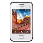 Samsung Star 3 Duos GT-S5222 Blanc