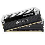 Corsair Dominator Platinum 8 Go (2 x 4Go) DDR3 1866 MHz CL9