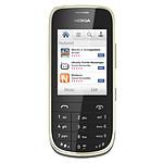 Nokia Asha 202 Dark Grey
