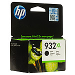 HP Officejet 932XL Noir (CN053AE)