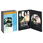 Pack de 5 cajas de DVD simples