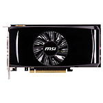 MSI GeForce GTX 550 Ti N550GTX-TI M2D1GD5 V2