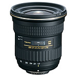 Tokina AT-X 17-35 F/4 Pro FX monture Nikon