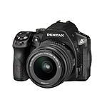 Pentax K-30 Noir + Objectif DA L 18-55mm f/3.5-5.6 AL