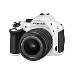 Pentax K-30 Blanc + Objectif DA L 18-55mm f/3.5-5.6 AL