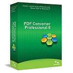 Nuance PDF Converter Professional 8 (français, WINDOWS)