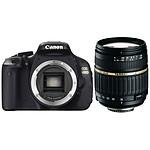 Canon EOS 600D + Tamron AF 18-200mm F/3,5-6,3 XR Di II LD ASL [IF] MACRO