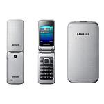 Samsung C3520 Gris Métallique