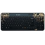 Logitech Wireless Keyboard K360 (Victorian Wallpaper)