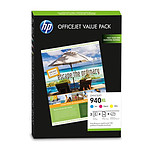 HP Value Pack 940XL Officejet - CG898AE